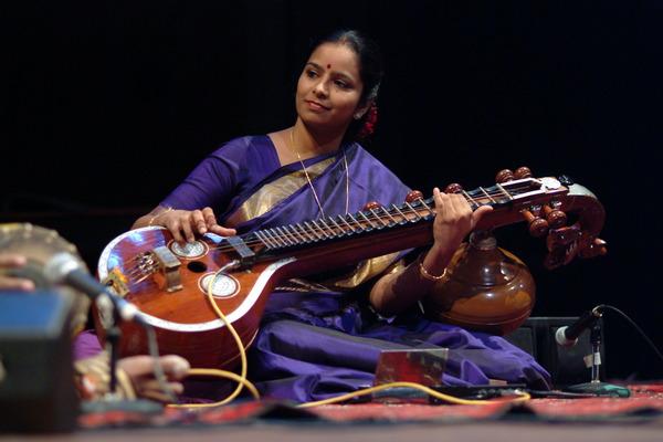 NW Folklife Festival - Indian veenai